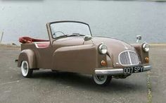 1954, Bond Micro is a rare little bugger with only 41 models know to exist