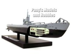 Soviet S-Class Submarine S-13 1/350 Scale Diecast Metal Model by Atlas