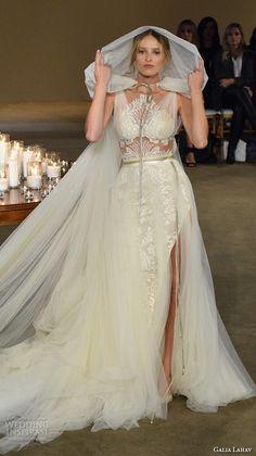 New York Bridal Fashion Week October 2015 Part 2 — Berta, Modern Trousseau, Christos Costarellos, Galia Lahav   Wedding Inspirasi