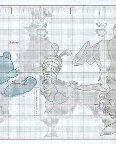pooh size chart 4