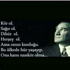 """""""NE MUTLU TÜRK ÜM DİYENE"""""""
