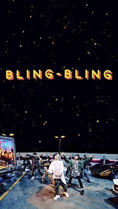 #iKON #BLINGBLING