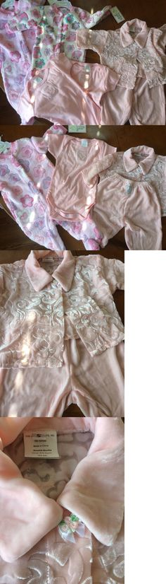 Mixed Items and Lots 147220: Lot Baby Girl 0-6 Months Old Clothes S New! -> BUY IT NOW ONLY: $50 on eBay!