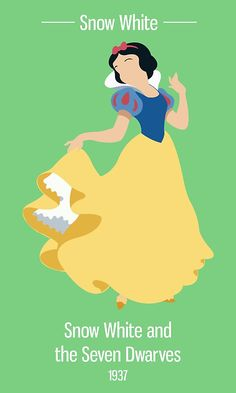 Snow White Illustration