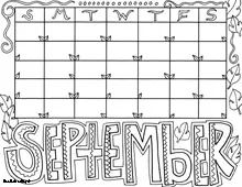 Cute Printable Calendars---I'm thinking for students' take