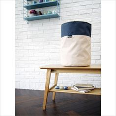 플레이링®의 패브릭 햄퍼 겨울(Beige) 색상입니다. 겨울을 닮은 포근하고 깨끗한 느낌의 색상이에요 :-)