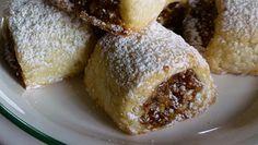My Grand mom DeCaro made these every year for Christmas. Italian Fig Cookies (Cucidati)