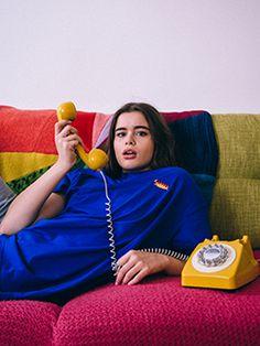 Lazy in London with Barbara Ferreira | Lazy Oaf Journal