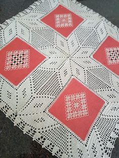 Crochet Lace, Crochet Patterns, Quilts, Blanket, Elsa, Mary, Crafts, Watches, Tablecloths