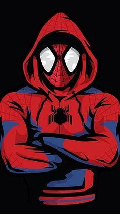 Spiderman Wallpaper, Spider Man Far From Home Wallpaper, Spiderman Wallpaper Spider Man Into The Spider Verse Wallpaper, Spiderman Wallpaper Hd, Spiderman Wallpaper Iphone. Hero Marvel, Marvel Art, Marvel Dc Comics, Marvel Avengers, Ms Marvel, Captain Marvel, Captain America, Marvel Logo, Marvel Girls