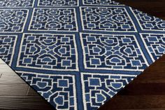 Midnight Blue Hand Woven Rug - View All - Rugs - Rugs | Curtains | Elementarie from $105