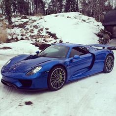 Porsche 918 Spyder $1,000,000 of amazing engineering Follow ...