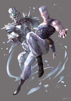 """JOJO'S BIZARRE ADVENTURE"" by GoddessMechanic.deviantart.com on @DeviantArt"