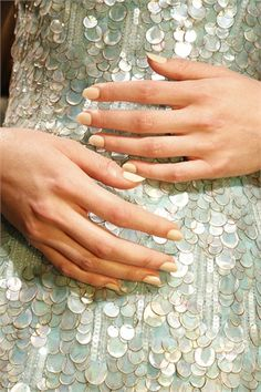 Nail Art and Styles from the Spring 2013 Fashion Week Runways