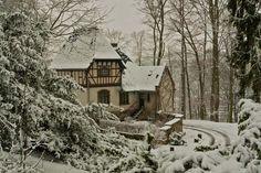 Winter • Eisenach, Thüringen, Germany
