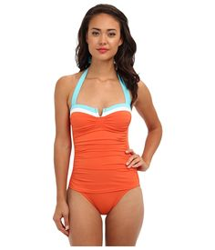 Swimwear Guide for Different Body Types - This Tankini is great for Pear Shaped Bodies