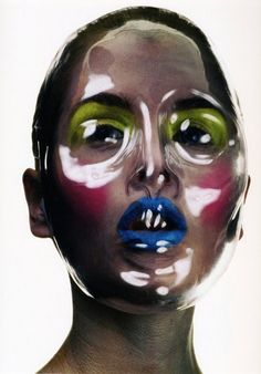 Irving Penn, Extreme Beauty in Vogue