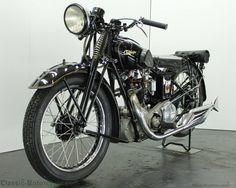 Calthorpe Ivory Major 1934 500cc
