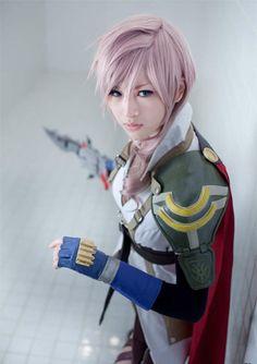 Final Fantasy XIII - Lightning (Claire Farron)