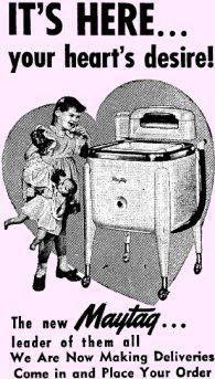 vintage ads framed would be so cool! Vintage Advertisements, Vintage Ads, Vintage Posters, Wine Bottle Design, Retro Housewife, Vintage Appliances, Tv Ads, Old Tv, Washing Clothes