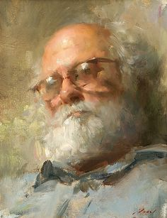 Terry by Mary Qian - Greenhouse Fine Art