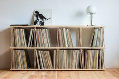 118 Meilleures Images Du Tableau Rangement Vinyles En 2019 Vinyl