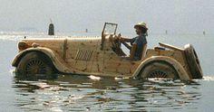 Livio De Marchi's wooden Jaguar 1937 - Auto Chunk Wooden Car, Wooden Boats, Jaguar, Woody Wagon, Best Woodworking Tools, Wood Creations, Dremel, Wood Carving, Antique Cars