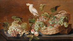 File:Roelof Koets, attributed to - Still life with parrot - Google Art Project.jpg