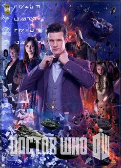 Doctor Who.  Impossible to describe.