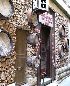 The Barrel & Basket Bistro, Mdina Malta Vacation, Mediterranean Sea, Archipelago, Barrel, Barrel Roll, Crates