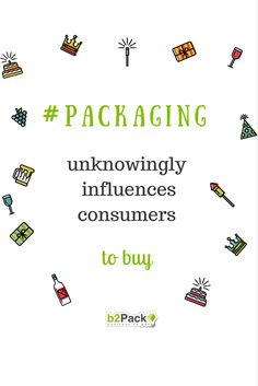 Packaging unknowingly influences consumers to buy Packaging, Math, Business, Stuff To Buy, High Standards, Math Resources, Wrapping, Early Math, Mathematics