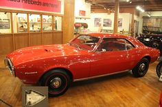 Pontiac Oakland Auto Museum  Official Pontiac IL Website     Nice Firebird photo found on the web
