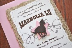"""Photo 1 of 34: Vintage Cowgirl / Birthday """"Lulu's Cowgirl Chic Roundup"""" 