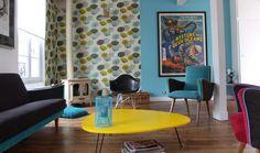 "Virlova Interiorismo: [Interior] Total ""Seventies"": Retro Style"