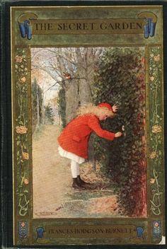 The Secret Garden, by Frances Hodeson Burnett, from 1911. One of my favourite books.