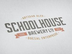 Schoolhouse Brewery by Samuel Stockley