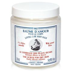 Le Couvent des Minimes - Loving Care Body Balm The Scrub For Dry Skin