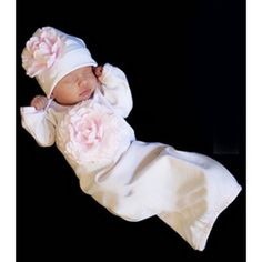 Custom Newborn Take Home Outfit, $20.0