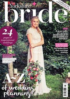 Dorset Wiltshire Hampshire Bride Magazine 2017 Hits Shelves