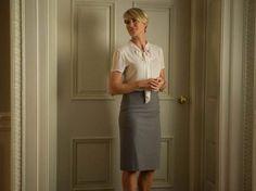 Claire Underwood's Working Wardrobe