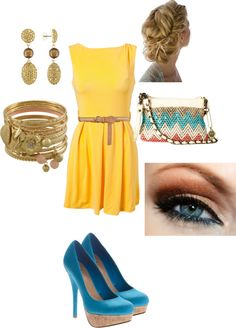 Simply Girl, created by rreynolds8 on Polyvore