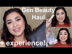 Danielle Bodden: Gen Beauty LA Haul + Experience
