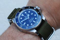 Rolex Sea-Dweller with NATO strap