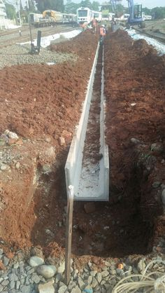 Gallery - Pabrik Beton Precast: U-Ditch + Cover, Box Culvert, Pipa Beton, dlsb