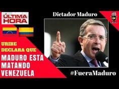 URIBE EXPLOTA Y ESTO LE DIJO A MADURO - VER VÍDEO -> http://quehubocolombia.com/uribe-explota-y-esto-le-dijo-a-maduro    La verdad en el régimen autoritario de Venezuela.  Enlaces Segundo canal: Informativo Mega Vblogs Patreon: Redes sociales oficiales del canal Facebook: FanPage Facebook: Twitter: @InformativoMega Blog: Google+: Informativo Mega Gmail:...