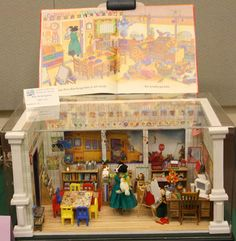 miniature dollhouses | Dollhouse Miniature Printables