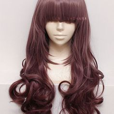 Dusty Pinkish-Brown Hair Color