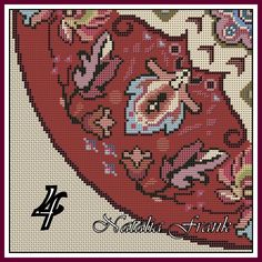 Each year before Christmas I present a new free needlepoint pattern for a dollhouse miniature area rug as a gift to all my followers. I a...