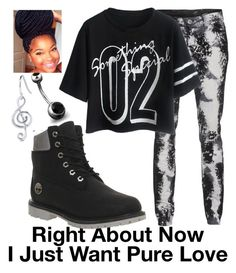 """""""Pure Love--"""" by be-you-tiful-flower ❤ liked on Polyvore featuring Bling Jewelry, Timberland and BERRICLE"""