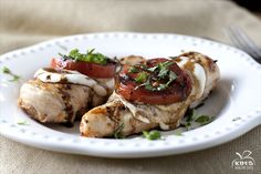 Who says chicken has to be boring? Not anymore! This grilled chicken would be a perfect addition to your Memorial Day picnic menu. It's so easy to prepare and with very little clean up. Your guests...
